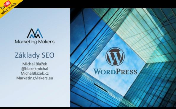 Prezentace a videa z poslední WordPress konference – E-mailing a SEO
