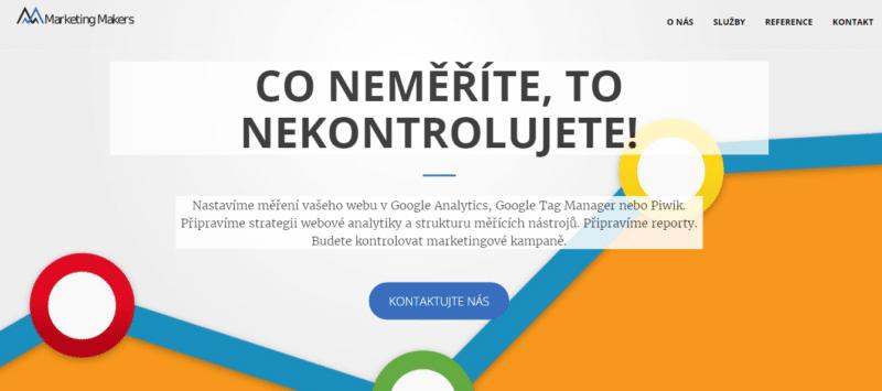 Spouštíme microsite Webova-analytika.cz
