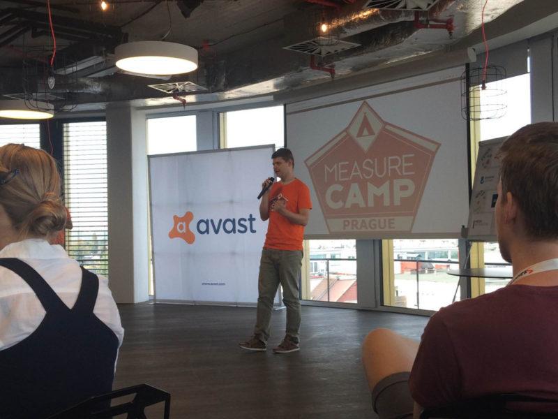 Report z Measure Camp 2016