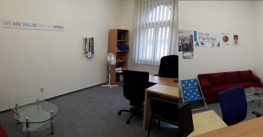 Marketing Makers v nových kancelářích