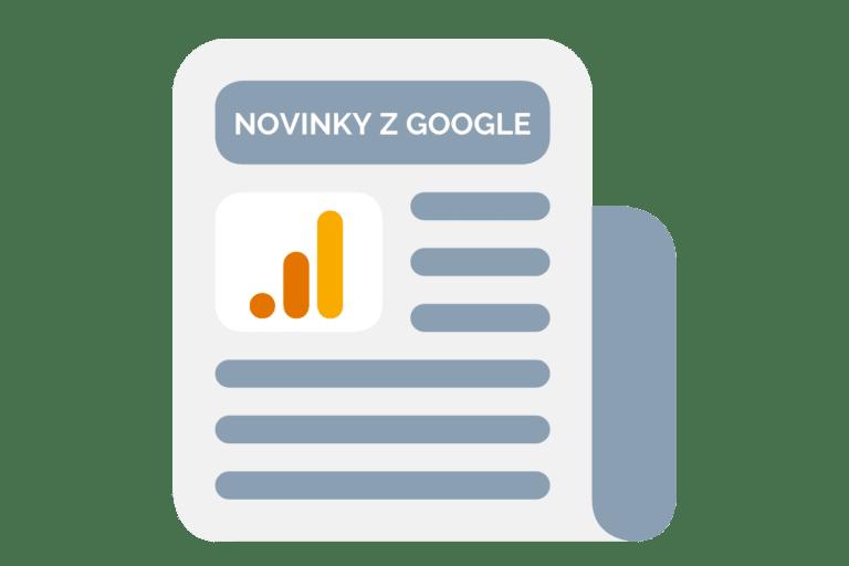 Novinky z Google